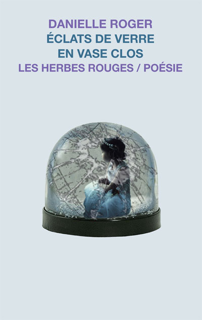Éclats de verre en vase clos     Danielle Roger , 2012