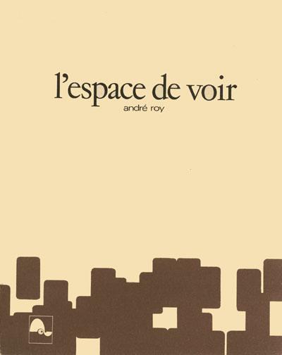 Couverture du premier livre de la collection «Lecture en vélocipède» aux Éditions de l'Aurore, aussi conçue par Roger Des Roches.