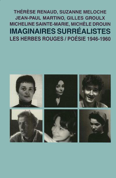 imaginaires Surréalistes poésie 1946-1960 collectif,2001