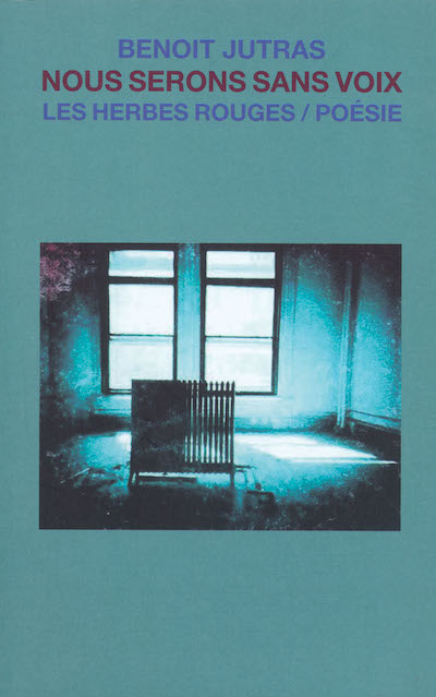 Nous serons sans voix     Benoit Jutras , 2002