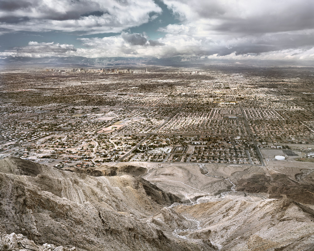 Image: Elmar Haardt, Las Vegas, 2017,C-Print, Diasec, 200 x 245 cm