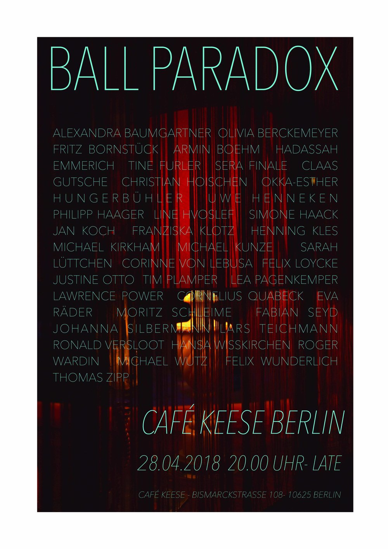 MORITZ SCHLEIME in Berlin