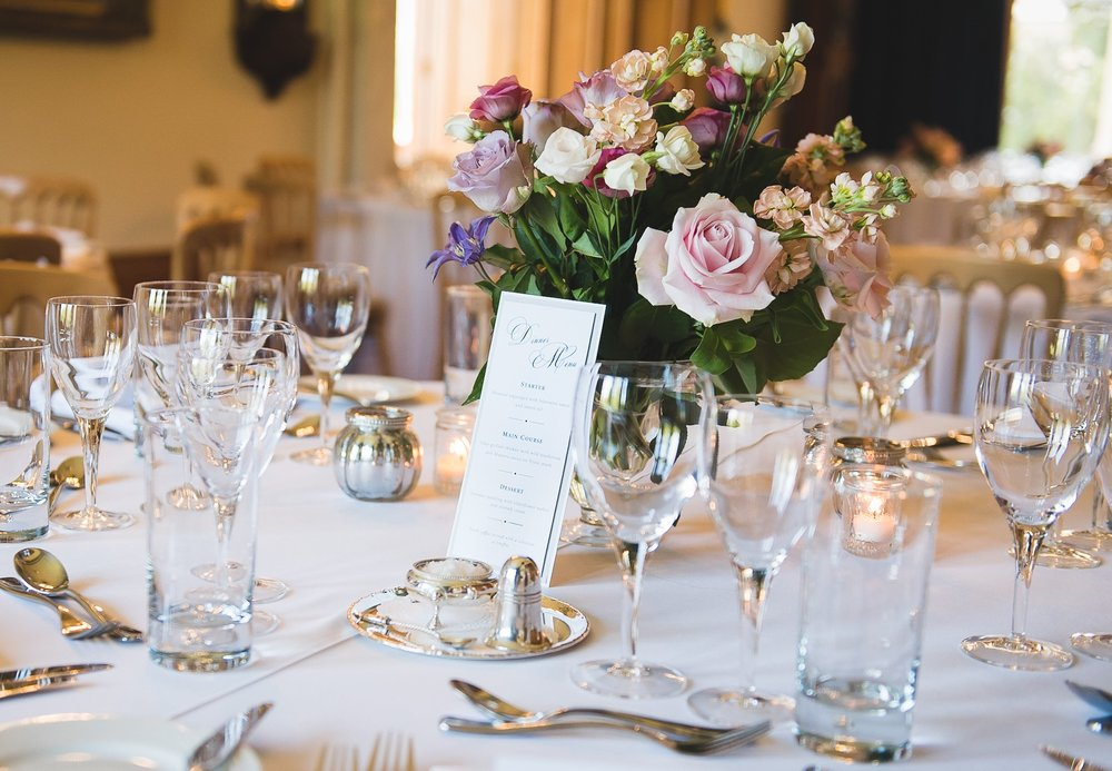 The Mansion House Centrepieces