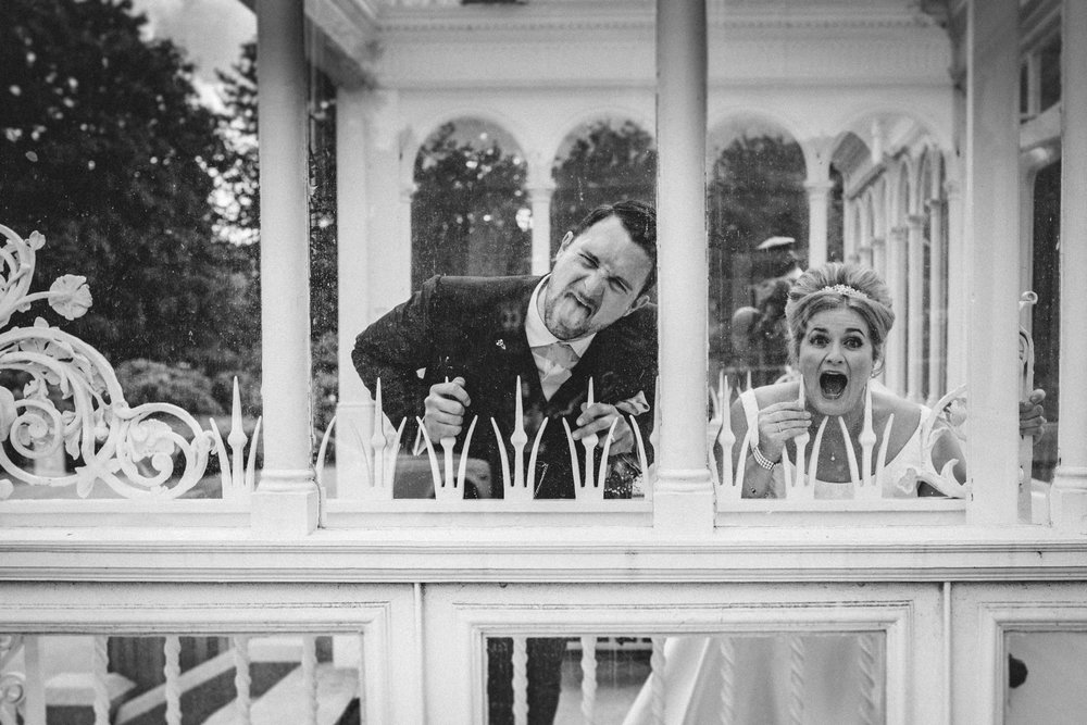 Sefton Park Palm House Cheshire Wedding