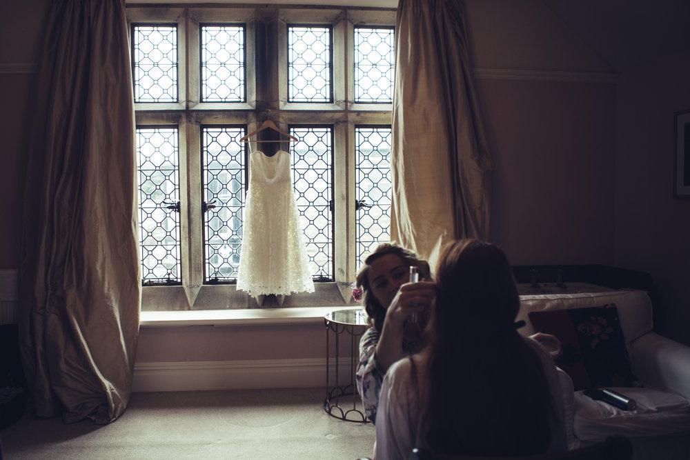 Wryesdale Park, Scorton Lancashire Wedding Photography - Claire Basiuk - 01.jpg