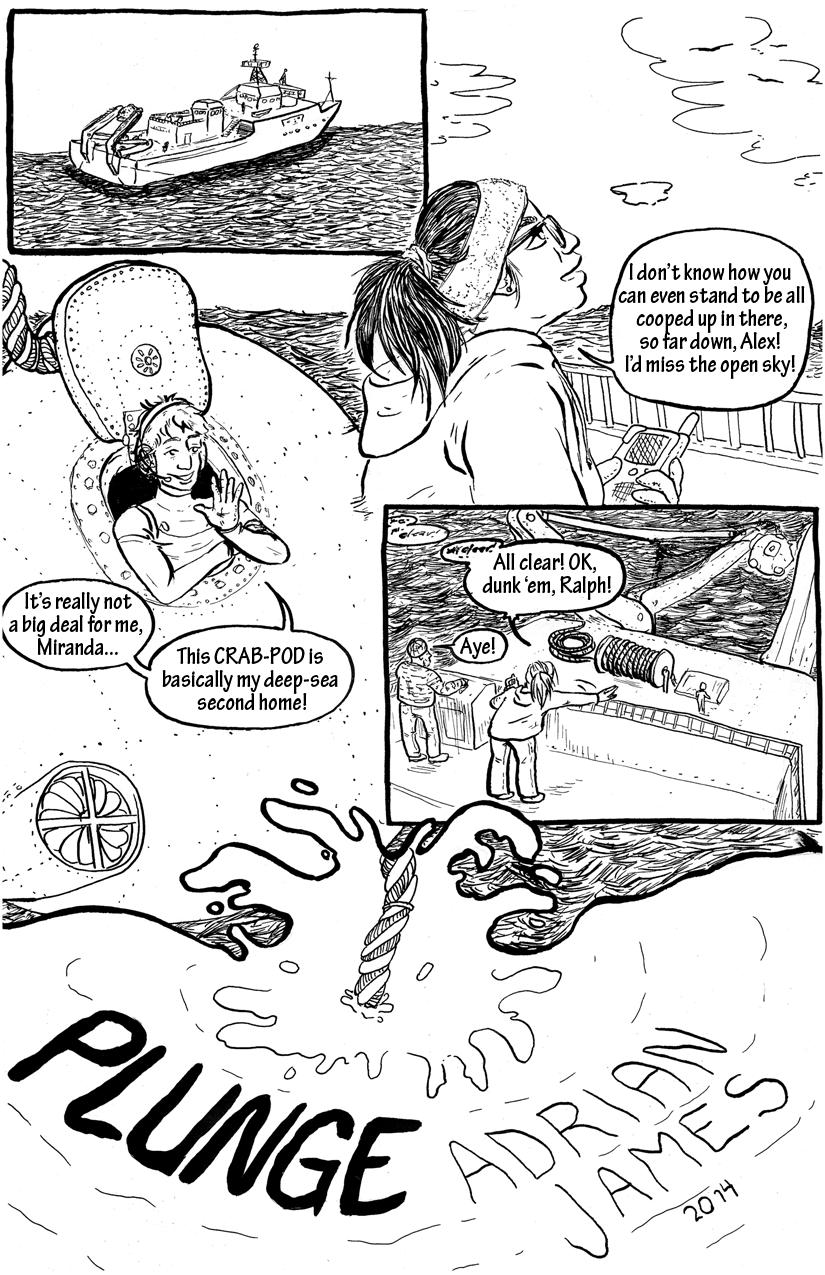 Plunge (2014) 1/4