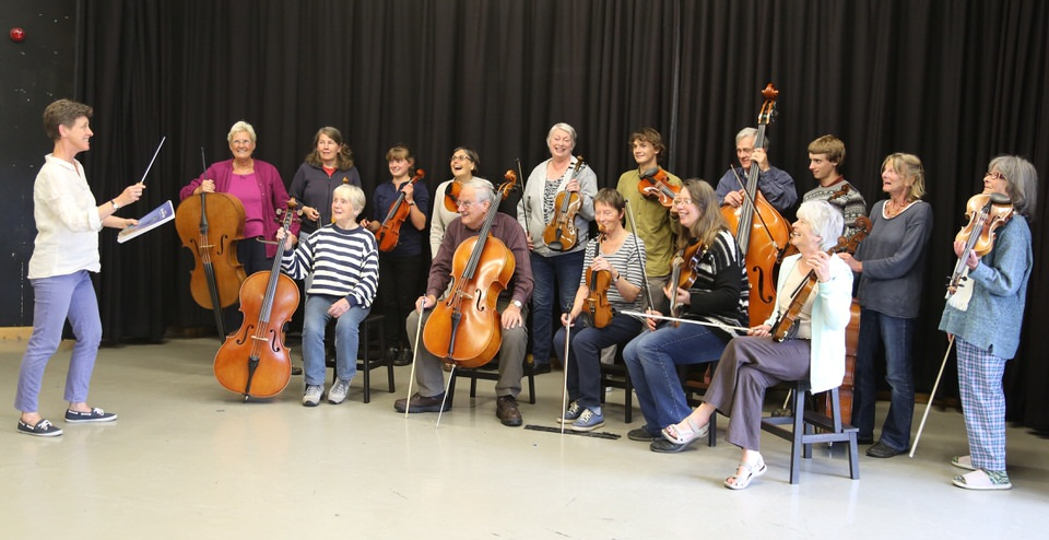 Atlantic String Orchestra