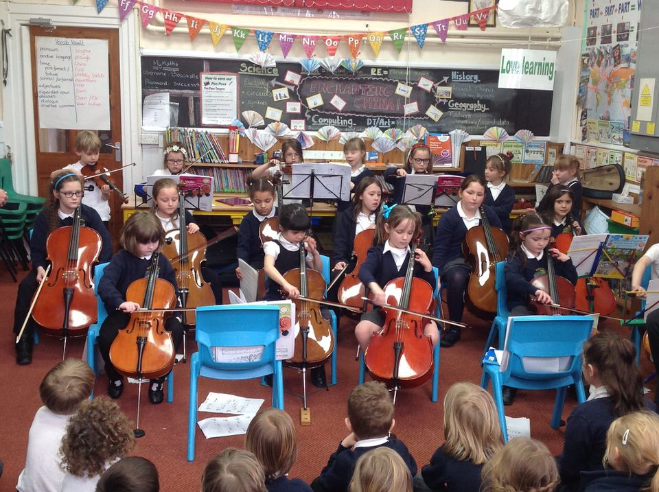Boscastle Strings
