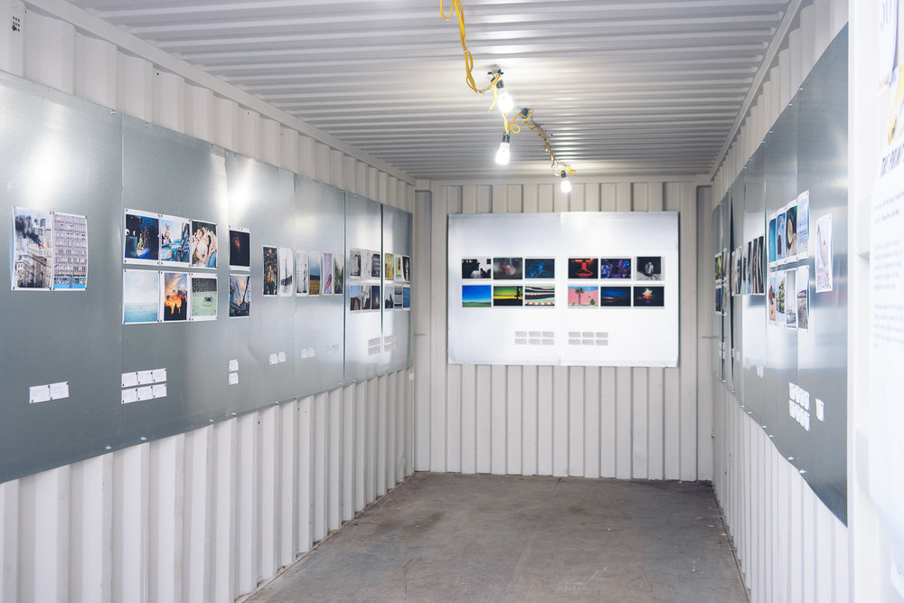 Photoville Installation