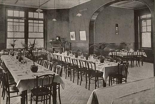 Park Fever Hospital circa 1908