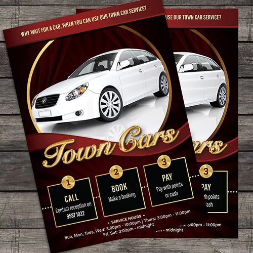 St George Leagues Club  | Town Cars promotion