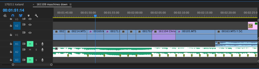 Adds markers to the music track to indicate where a beat takes place. This will make it easier to edit to the beat.