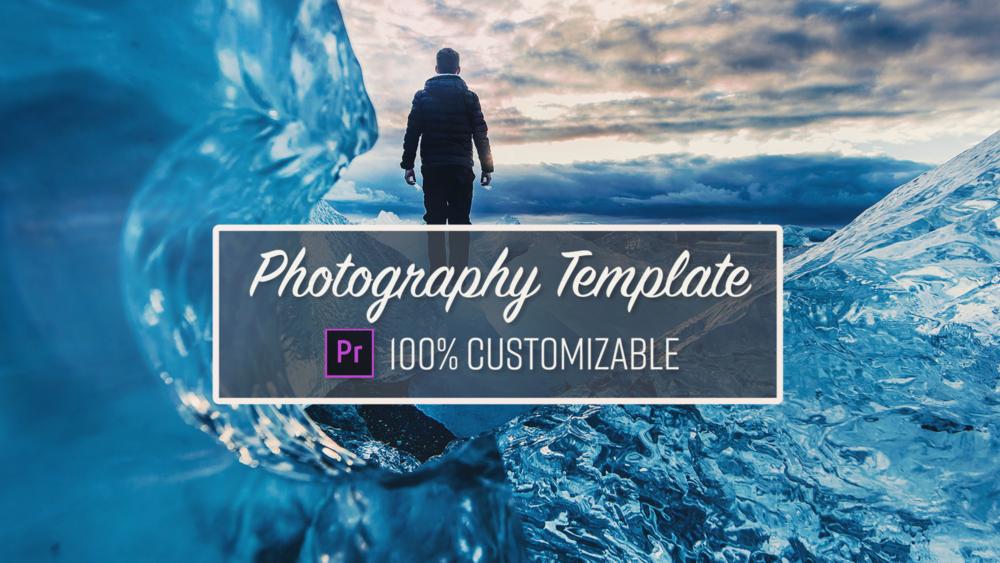 photo slideshow template