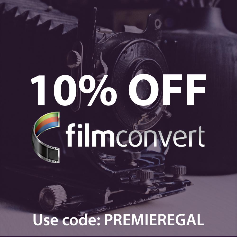 Convert Video into Film