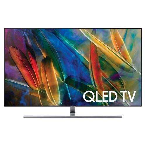 "Samsung Q7F-Series 65""-Class HDR UHD Smart QLED TV - Save $1500 on BHPhotoVideo!"