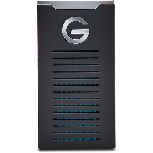 G-Technology 1TB USB Type-C Mobile SSD. $349.95, 560 MB/s transfer speed.