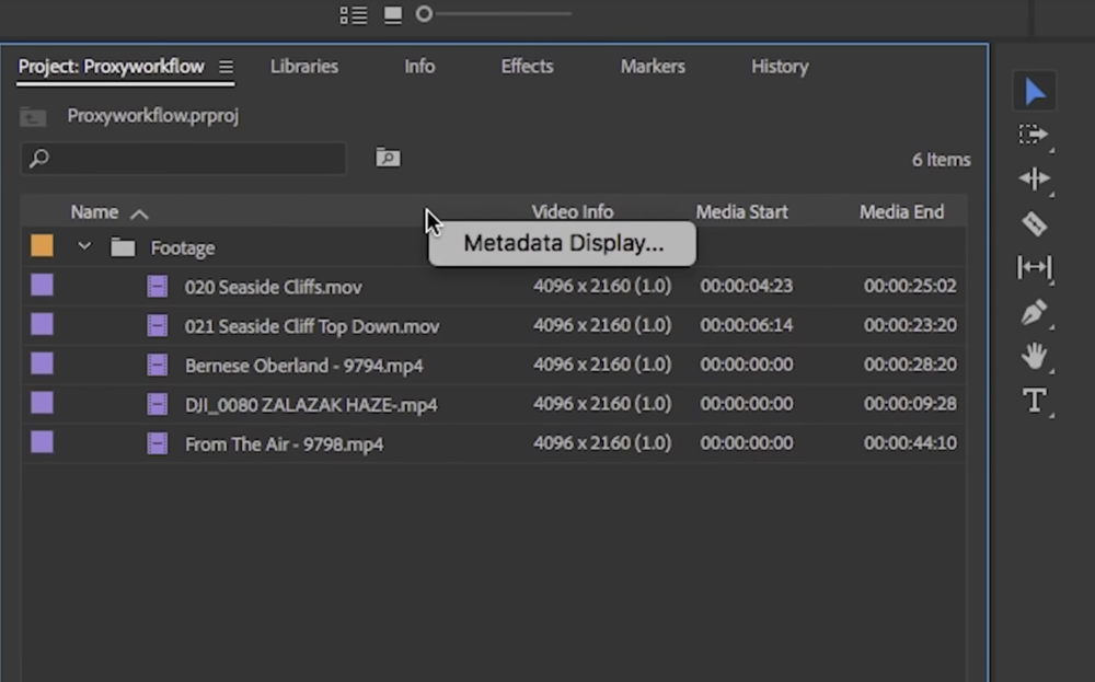 How to Use Proxies to Edit Fast in Adobe Premiere Pro CC \u2014 Premiere Gal
