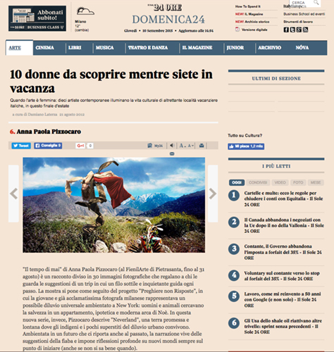 Sole24 2012