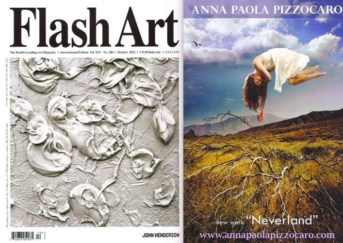 """Flash Art"" International Magazine, Winter 2012"
