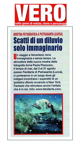 """Vero"" Italian National Magazine, Summer 2012"