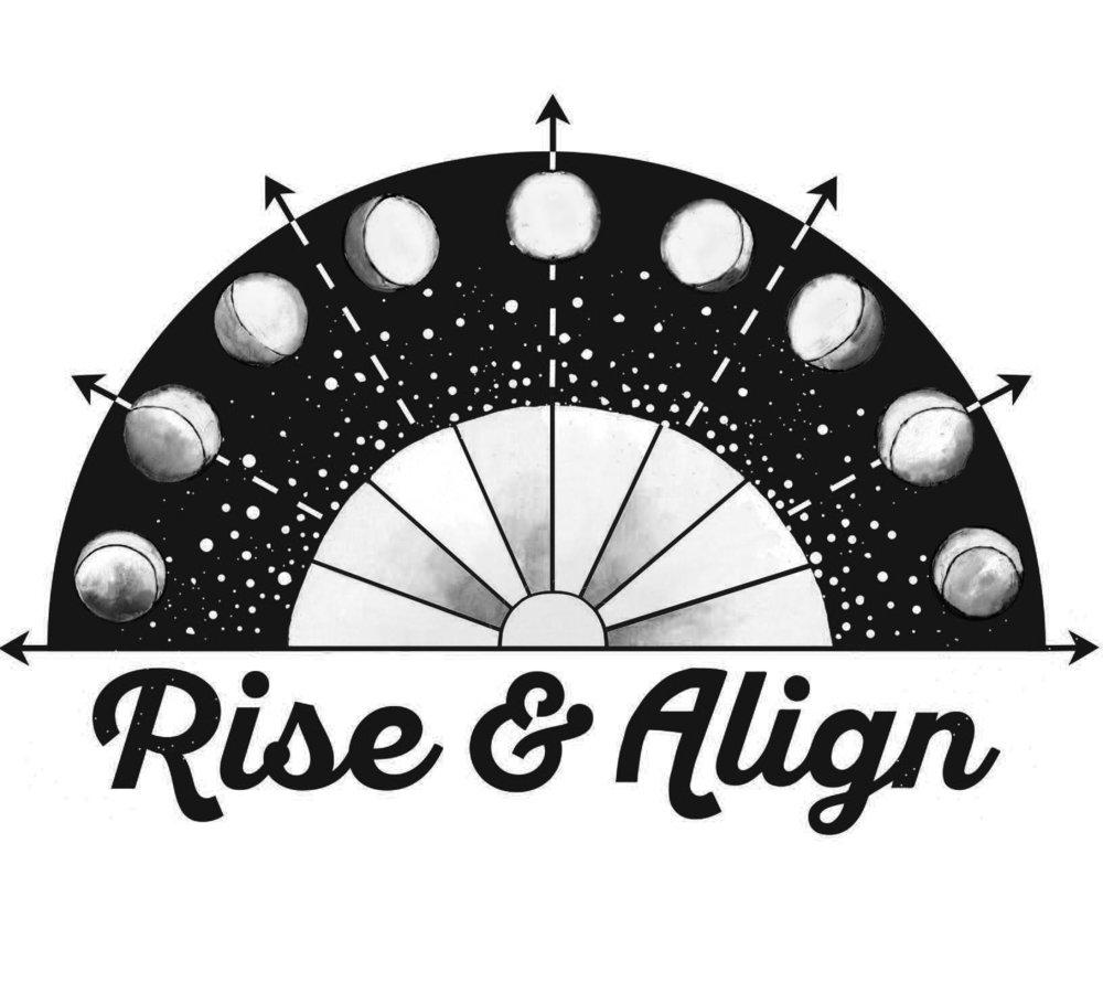 What Rise & Align is about - Through Rise & Align, I offer accessible, trauma-informed yoga practices for groups and individuals. These practices include yoga, meditation and mentoring for individuals who who are going through recovery from traumatic life events. My goal with Rise & Align is to encourage and empower others to RISE up in their lives and communities and ALIGN with their highest selves. It is my passion and purpose to support individuals to Rise & Align.