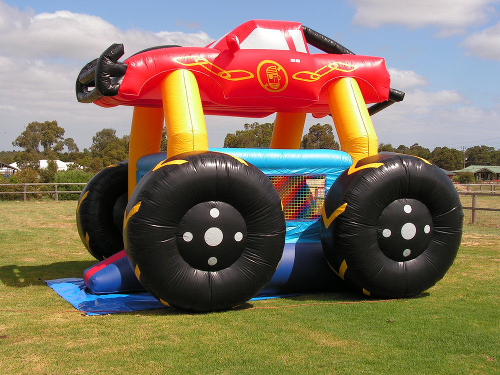 Monster Truck $385 (3 hour metro hire)