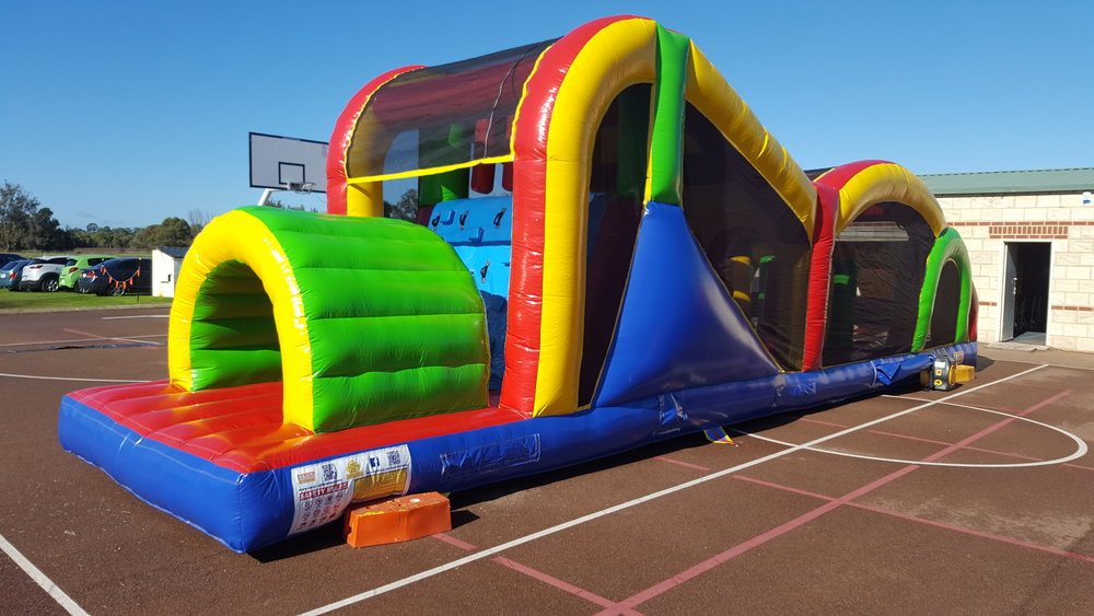 - Awesome Rush Obstacle Course