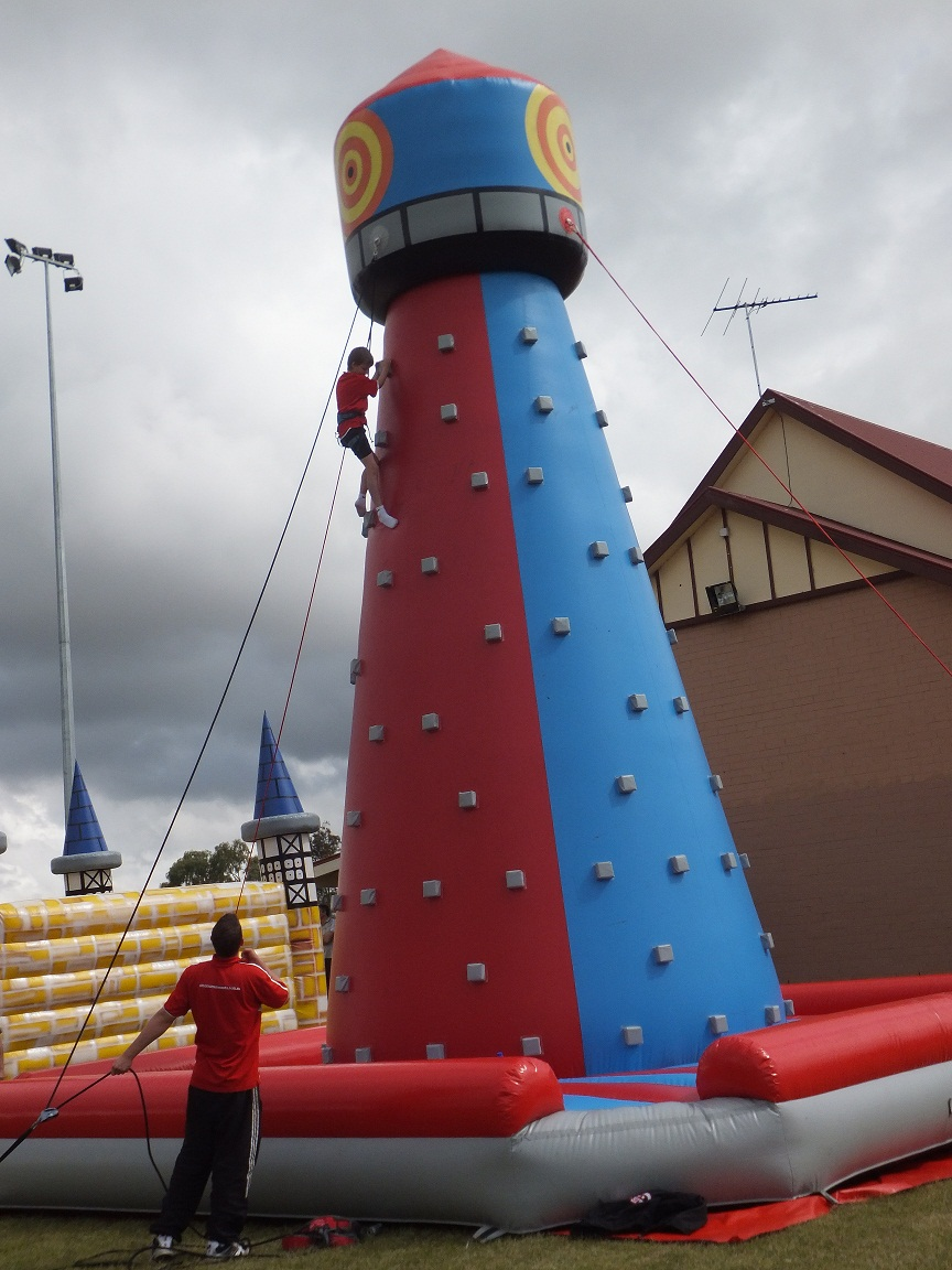 Climbing WallChoose 1, 2, 3 or 4 sides -