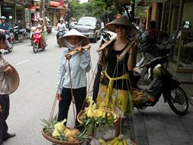 HANOI LOCAL SCENE