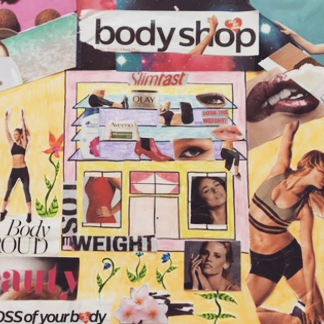 "What does society tell us about our bodies, about how they need to be tweaked, controlled, or fixed up?  Check out this thought-provoking piece on ""The Body Shop"": http://bit.ly/2F3qeyX #fromthearchives"