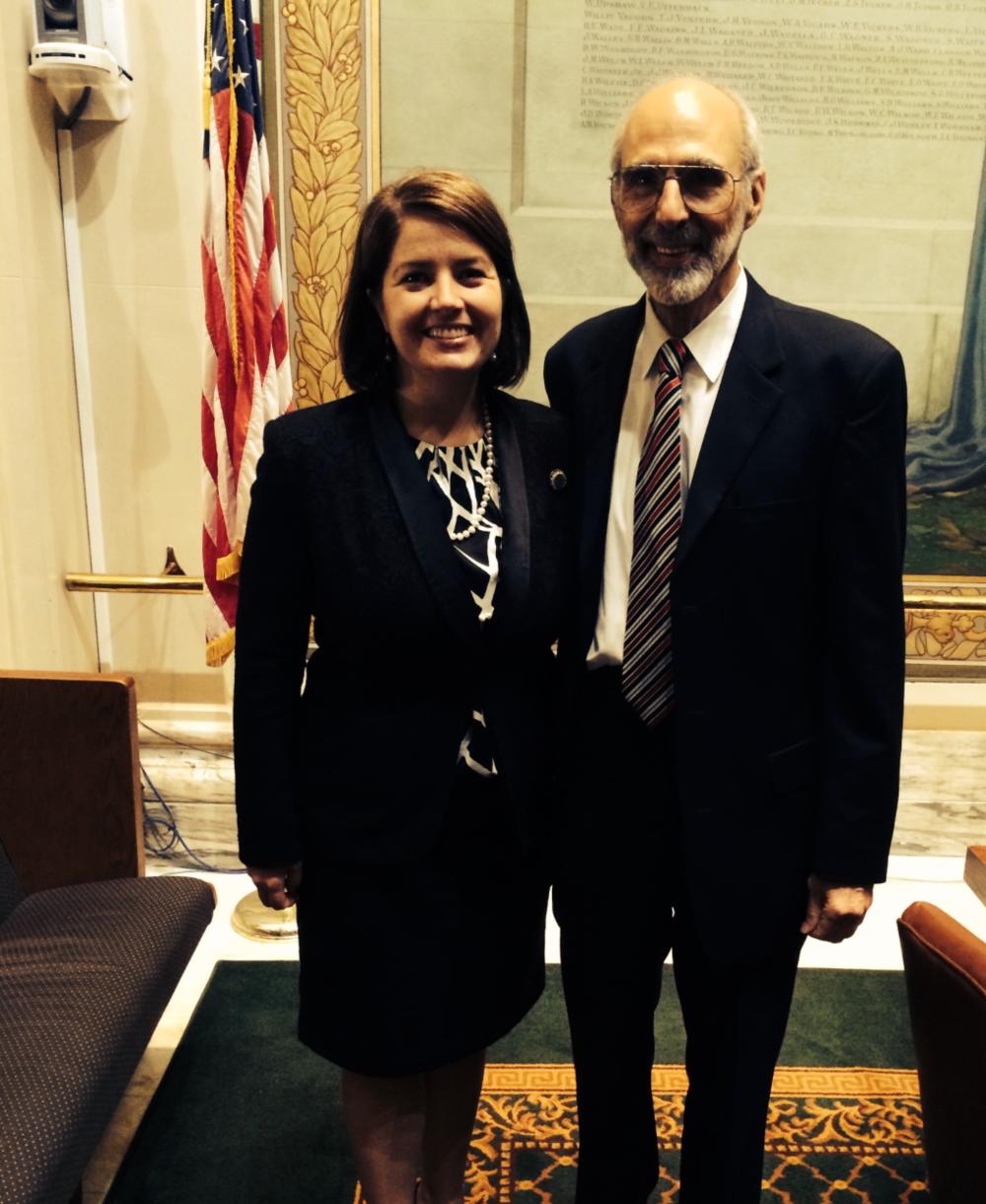 Amber Sharples, Oklahoma Arts Council and Jonathan Katz, National Assembly of State Arts Agencies