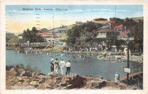 Medicine Park postcard, 1930s