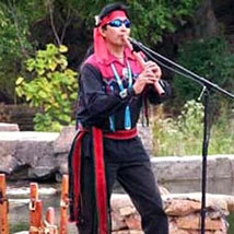 Medicine Park Flute Festival