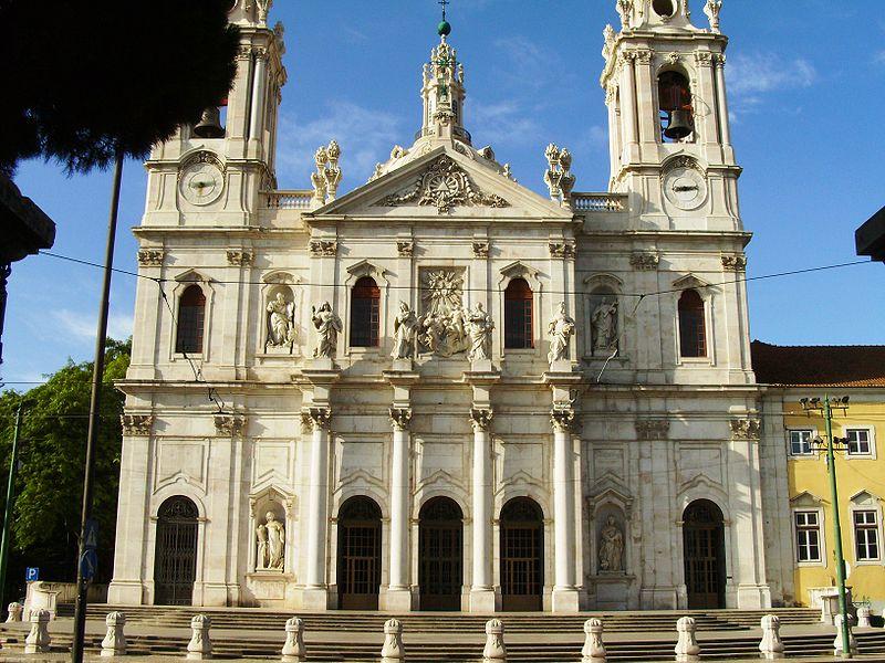 Basílica da Estrela, Photo:  Carlos Luis Cruz