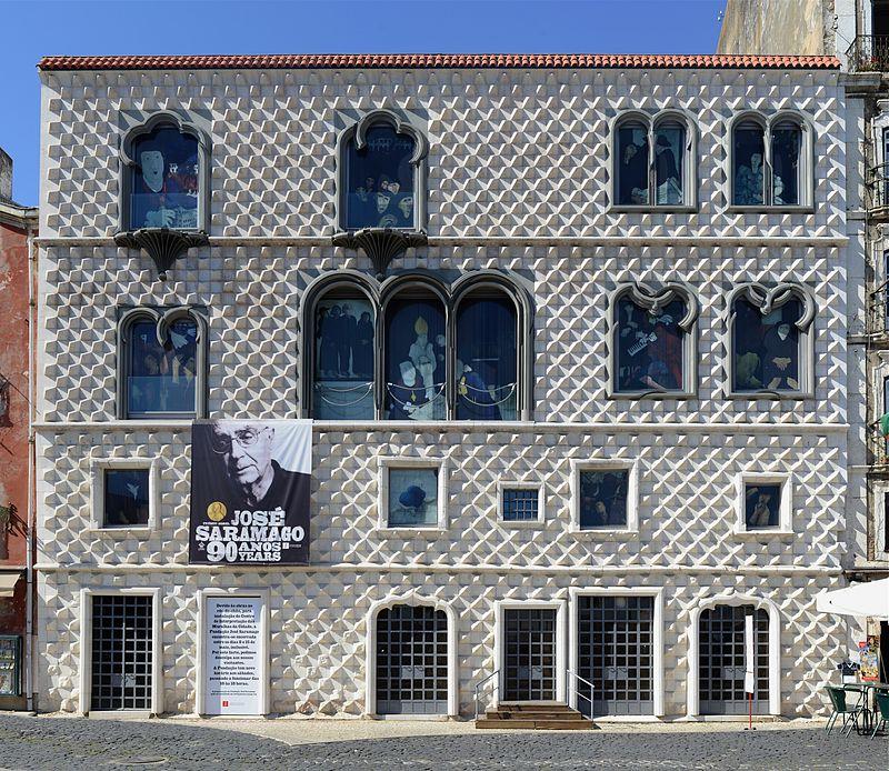 Casa dos Bicos, Photo:  Alves Gaspar , CC