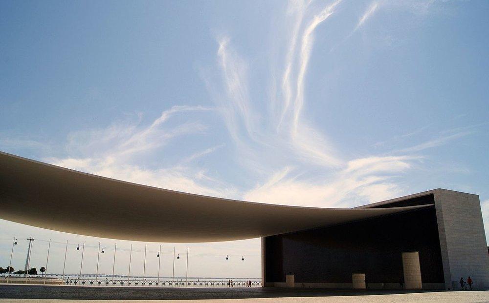 Pavilhão de Portugal, Photo:  Raquel N. Rodrigues,  CC