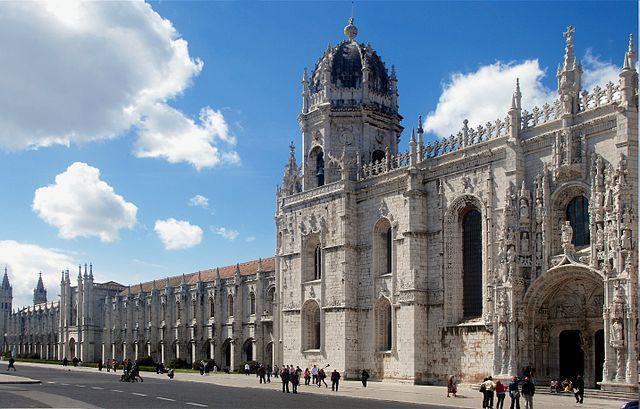 Mosteiro de Jerónimos, Photo:  Alves Gaspar , CC