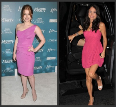 Created Woman, Amy Adams & Bethany Frankel
