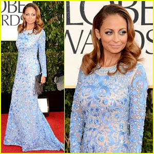 nicole-richie-golden-globes-2013-red-carpet