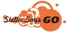 Stella Says Go Logo