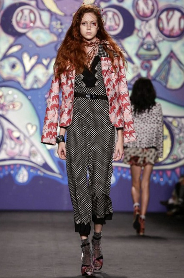 Anna Sui - Fashion GPS