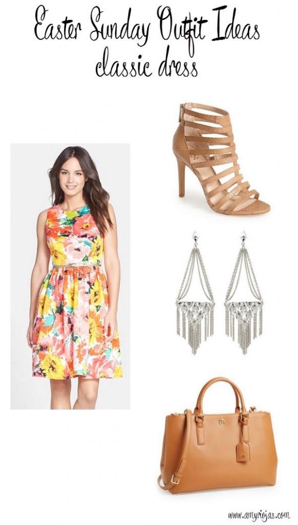 Easter Look 4 Dress