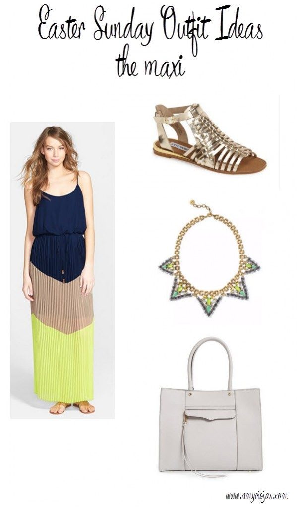 Easter Maxi Look 4