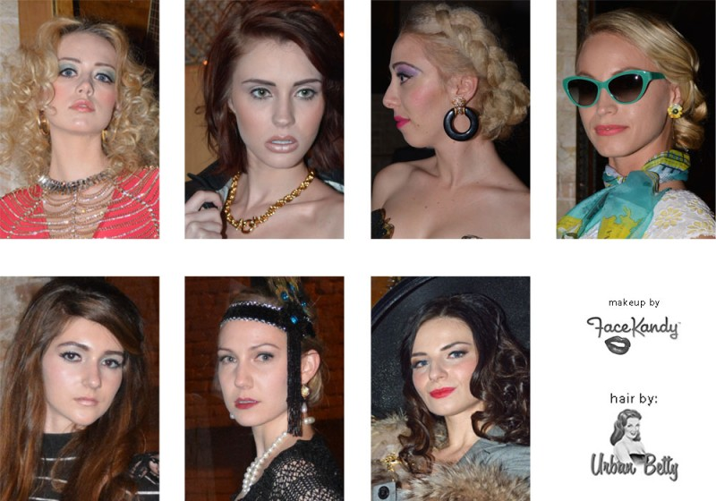 hair-makeup-decades