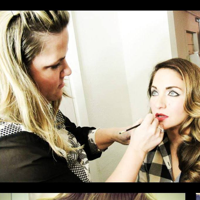 mandy-doing-makeup