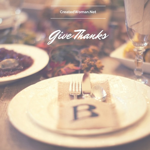 Give Thanks 500