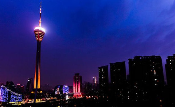 Tianfu Tower
