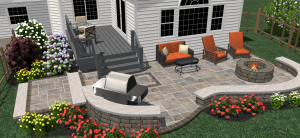 landscaping ideas for poughkeepsie and wrappings, ny