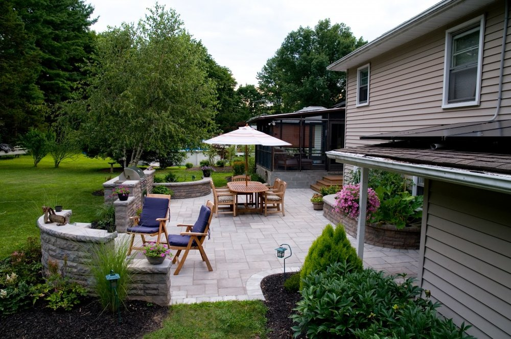 landscaping tips for family in wappingers falls and lagrangeville ny area