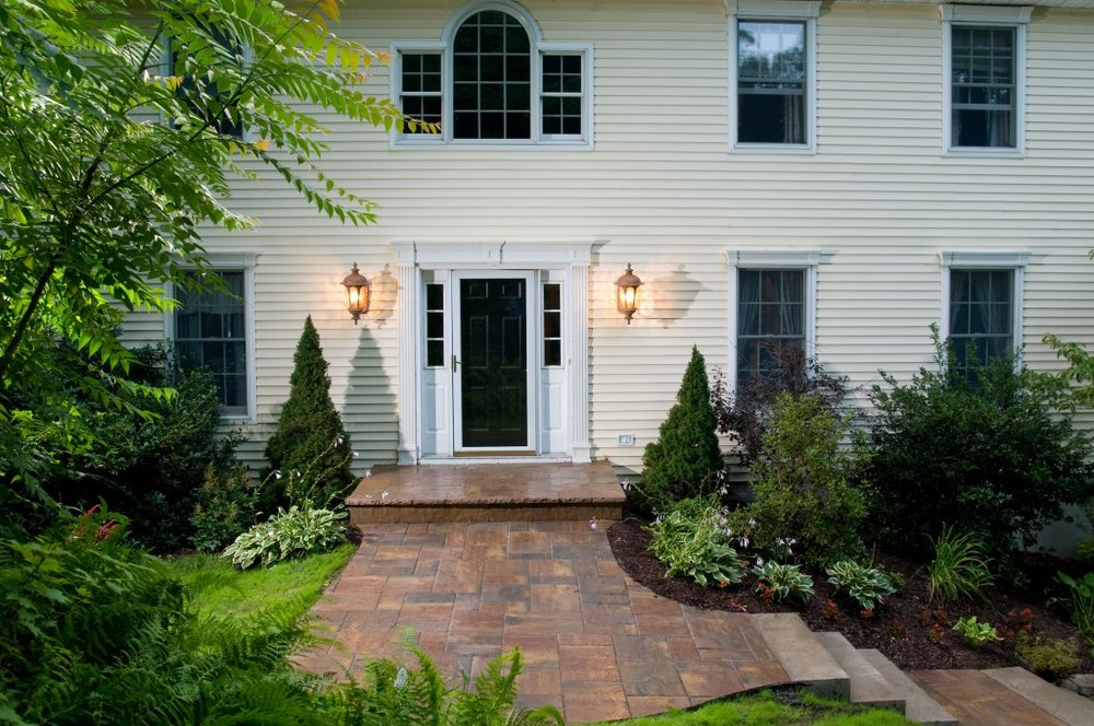curb appeal landscaping pleasant valley, NY
